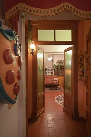 Hotel Casa Lea: ingresso