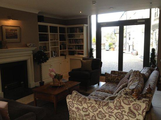 The White Bear Country Inn: White Bear Hotel lounge