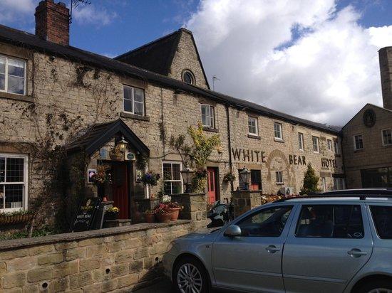 The White Bear Country Inn: White Bear Hotel