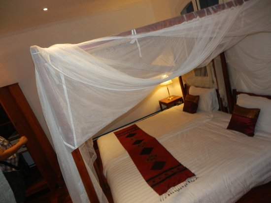 The Belle Rive Boutique Hotel: Bed