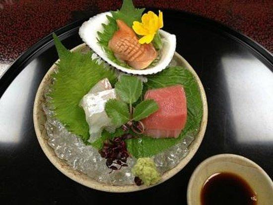 Arima Onsen Hotel Kinzan : お料理