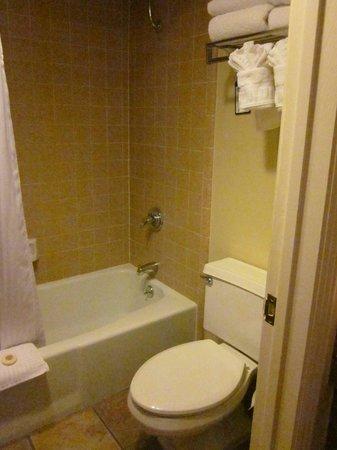 Best Western Plus Arroyo Roble Hotel & Creekside Villas: Bathroom