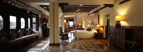 Dwarika's Hotel: Heritage Executive Suite