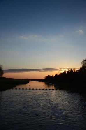 View Sunset @ Mooirivier-Dalfsen