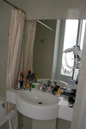 BEST WESTERN PLUS Hotel Massena Nice: Badezimmer