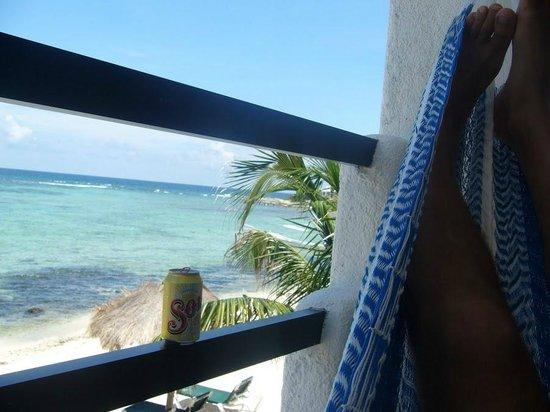 Del Sol Beachfront Hotel: Le parole non servono...