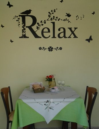 Relax Restaurant: relax and enjoy