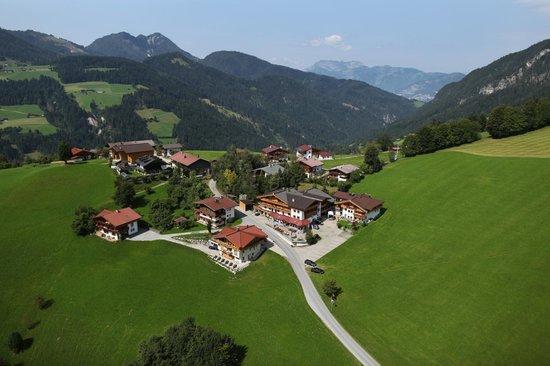 Oberau, Austria: Gasthof Schöntal