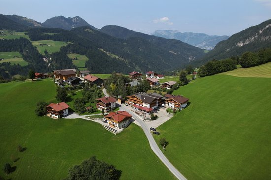 Oberau, النمسا: Gasthof Schöntal