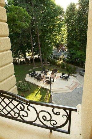 Jokai Villa Hotel: View from room