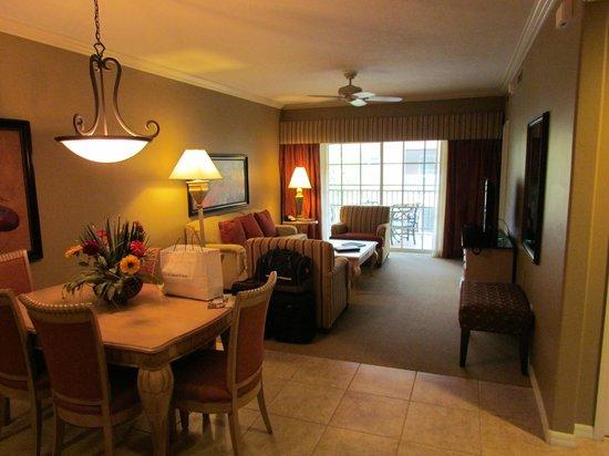 Bellasera Resort: Dining room