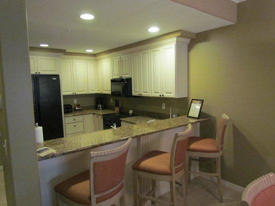 Bellasera Hotel: Kitchen