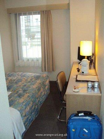 Shin-Osaka Sunny Stone Hotel: Room