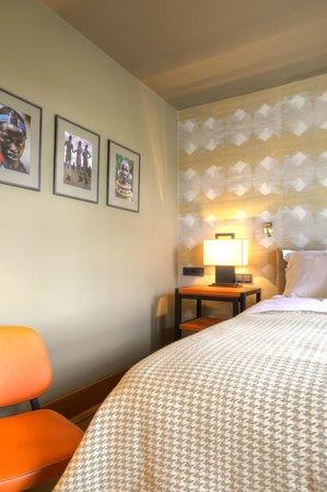 Prinsenhof Hotel : Room