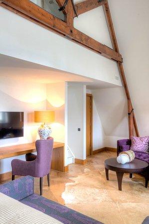Prinsenhof Hotel: Room