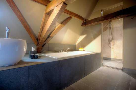 Prinsenhof Hotel: Bathroom