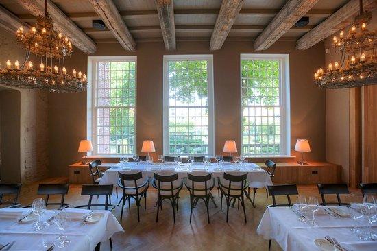 Prinsenhof Hotel: Restaurant Alacarte