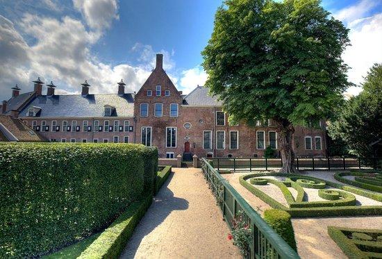 Prinsenhof Hotel : Prinsenhof garden