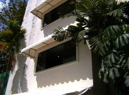 Inn Patong Beach Hotel Phuket: Vorteilhafte Beschattung