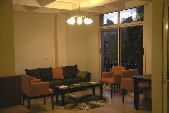 RiverSide Apartment Hotel: Lobby