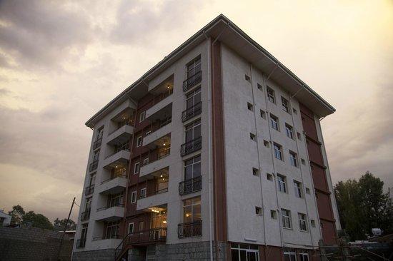 RiverSide Apartment Hotel - Prices & Condominium Reviews (Addis ...