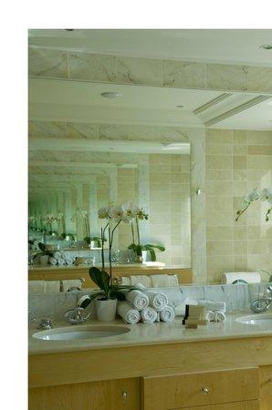 Pavillon de la Rotonde : Salle de bain