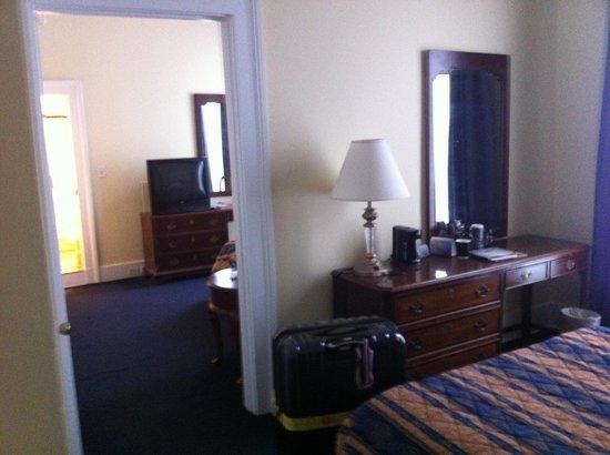 Menger Hotel Rm 4014