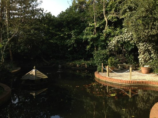 Mercure Tunbridge Wells: Pond
