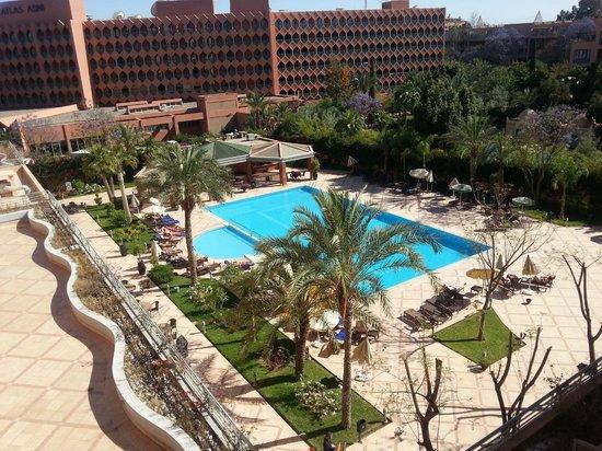 Ryad Mogador Menara : piscine
