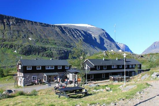 STF Mountain Station Kebnekaise