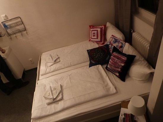 Pyjama Park Hotel und Hostel: Comfy beds