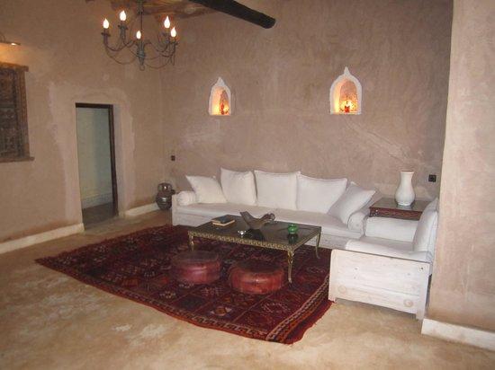 Dar Kamar : lounge