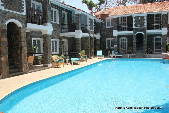 The Tamarind Hotel: Pool side