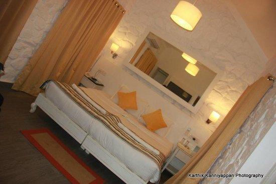 The Tamarind Hotel: The Standard room