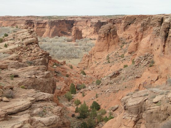 Rugged Terrain In Places Picture Of