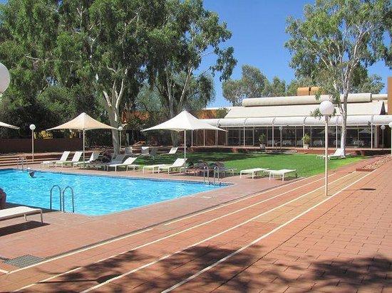 Desert Gardens Hotel, Ayers Rock Resort: Außenbereich