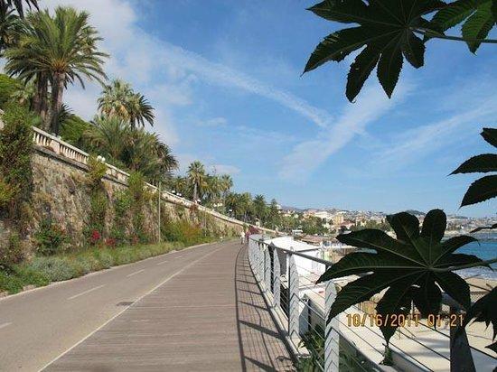La Casa di Ketty : pista ciclabile Sanremo
