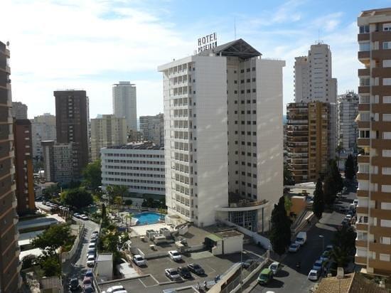 Benimar Apartments: Een onderschrift toevoegen