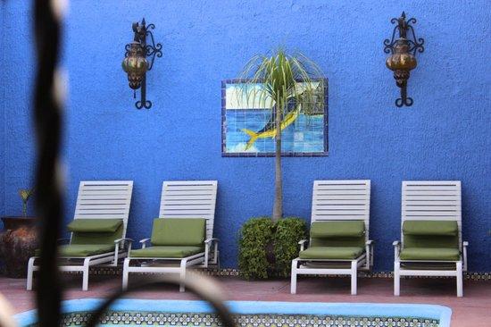لا فيلا ديل إنسوينو: Pool Area