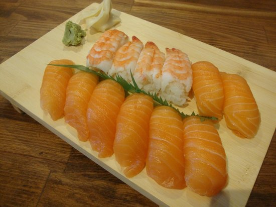 Koi sushi noodle bar tripadvisor for Koi sushi aix