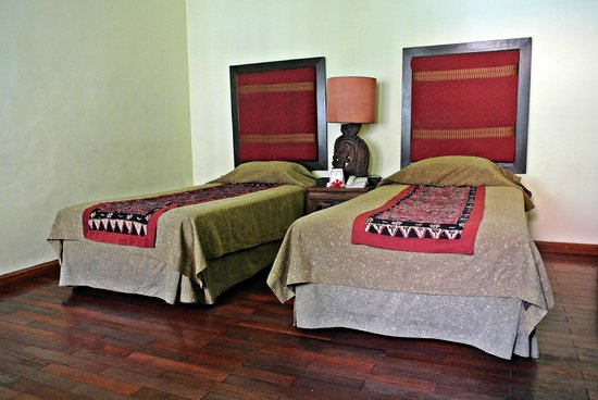 Refreshed 2nd bedroom - This photo of Paneeda View Beach Hotel, Bali is courtesy of TripAdvisor