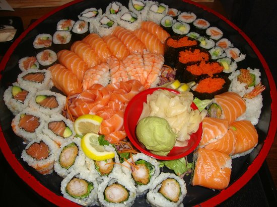 Koi Sushi & Noodle Bar: All you can eat £14.80