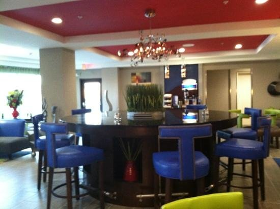 Holiday Inn Express Hotel & Suites El Reno : Dining area