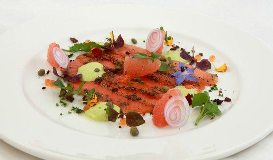 Muse Kitchen: Salmon Pastrami