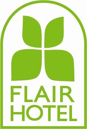 "Kurpark- FLAIR - Hotel ""Im Ilsetal"": Flairhotel-Logo"