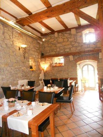Hotel Klosterstueble: Breakfast room