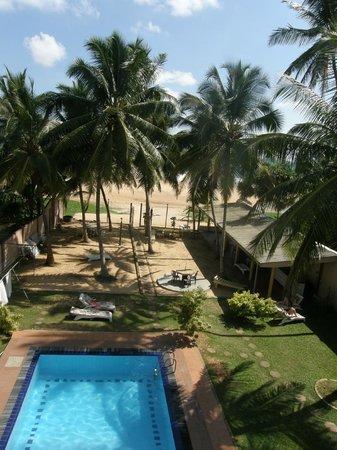 Hotel Ocean View Cottage: Pool