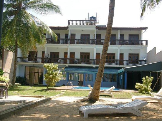 Hotel Ocean View Cottage: Hotel