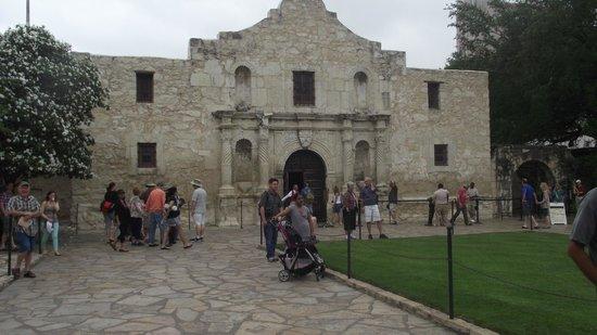 Drury Inn & Suites San Antonio Airport: The Alamo