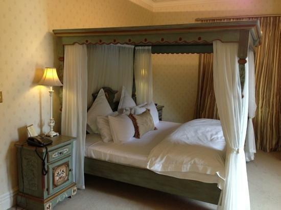 Mangapapa Hotel: seefold room